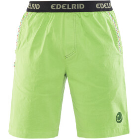 Edelrid Legacy II Shorts Men green pepper